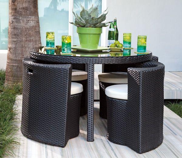 small deck furniture