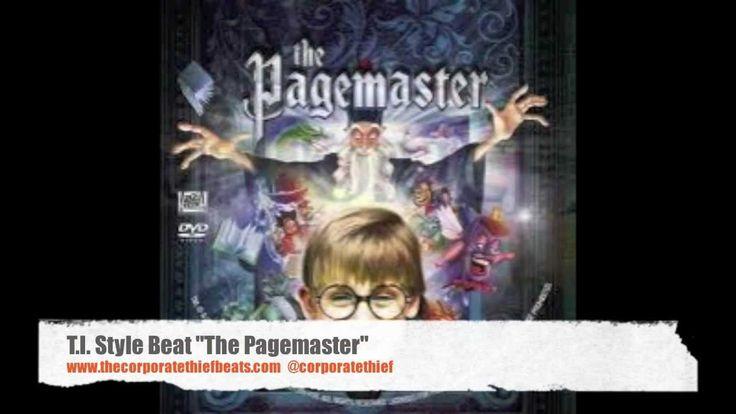 "T.I. Style Beat ""The PageMaster"", via YouTube."