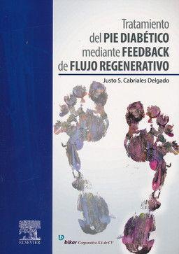 """""""Tratamiento del pie diabético mediante feedback de flujo regenerativo"""" / Justo S. Cabriales Delgado. Barcelona [etc.] : Elsevier, cop. 2015. Matèries : Peu diabètic; Terapèutica; Malalties del peu;  Complicacions de la diabetis. #nabibbell"""