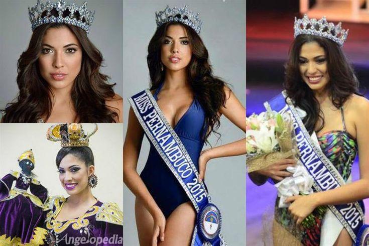 Meet Sayonara Veras Miss Pernambucco 2015 for Miss Brazil 2015