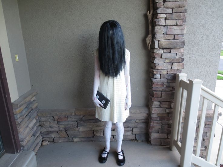 My Samara From The Ring Cosplay Comic Con In 2019