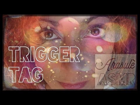 Tell me what you think of this? ❤️ Trigger Tag Relax  e Tingles ❤️  Inaudibile Whispering Soft Spoken Tapping...  https://youtube.com/watch?v=45ygyy9jbbY