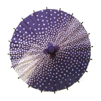how to make a mini paper umbrella