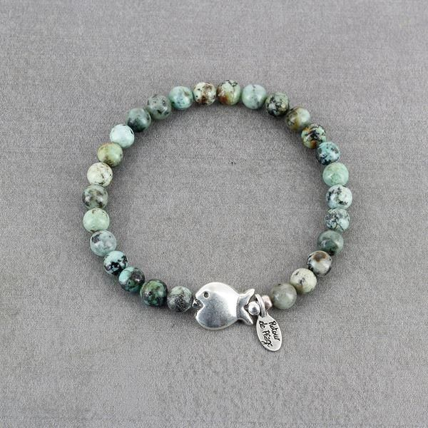 Bracelet Femme - Voyou - Turquoise