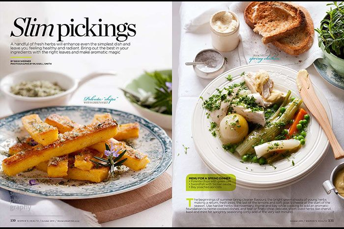 Russell Smith (Cape Town photographer) //editorial food feature (natural light)