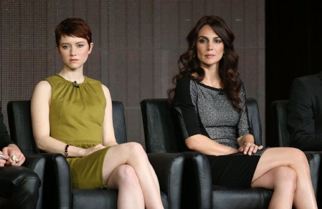 Annie Parisse photos, including production stills, premiere photos and other event photos, publicity photos, behind-the-scenes, and more.