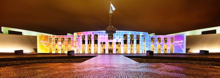 Canberra: Part of your Sydney to Melbourne Touring road trip, highlighting places to stay, maps, attractions and itineraries