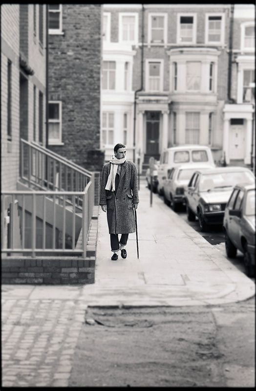 Paul Weller, 1984 by Paul Rider