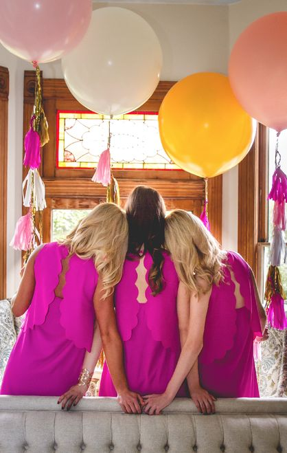 Stand out together during sorority recruitment in our newest dress, Naomi! Mix and Match styles starting from $39 for group orders. We specialize in group orders - large or small - for sorority recruitment and bridesmaids. Order a sample box and try on at home! Find out more by visiting www.shoprevelry.com!