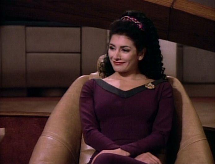 Deanna Troi – Mohmoh's costume portfolio |Deanna Troi Green