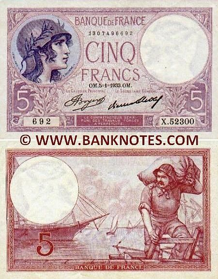 French Currency