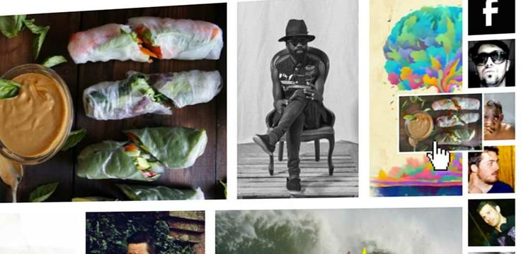 Twibfy is a creative space where you can share what inspires you.  Create, collect, organize and submit images, videos, art and design from ...