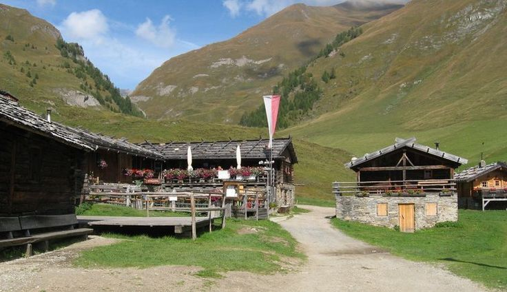 Fane Alpine village - Val Pusteria / Pustertal