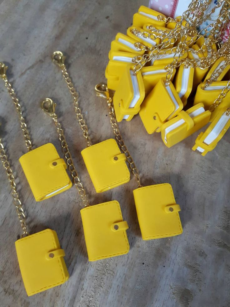 Yellow kikki k planner charms, keychains or bag charms by Bitstopieces on Etsy https://www.etsy.com/listing/253186669/yellow-kikki-k-planner-charms-keychains