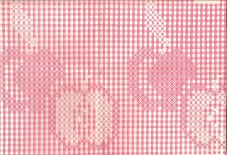 Free Chicken Scratch Quilt Pattern   NOTE:** This is a simple cross stitch on gingham pattern