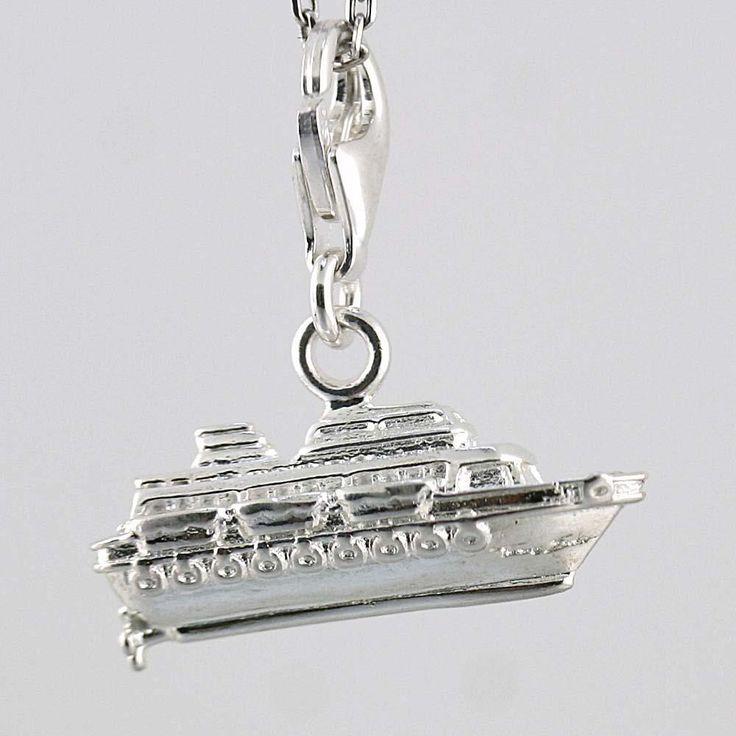 Thomas Sabo Silver Cruise Ship Charm 1071-001-12 | eBay