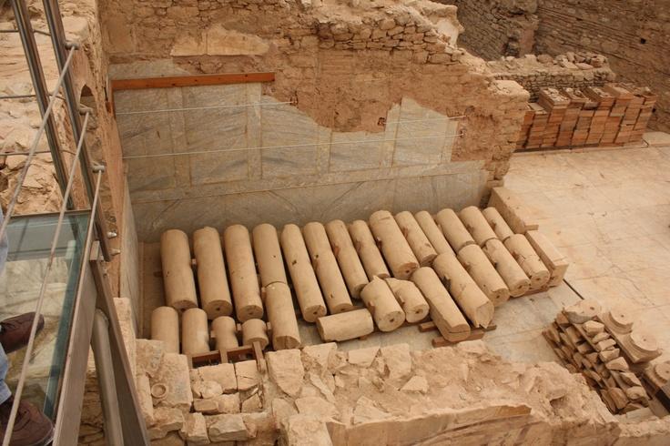 Ephesus,Turkey - Terrace Houses 3