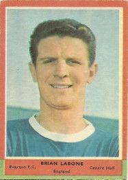 11. Brian Labone  Everton