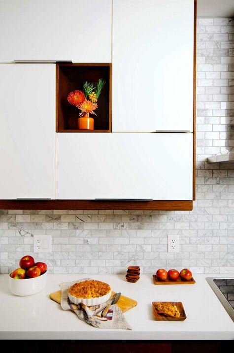 PhotographerStephani Buchman. #cabinets #kitchen