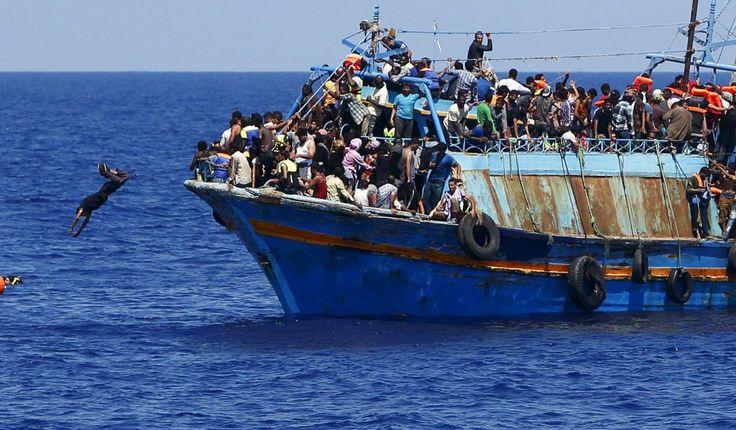 La Crisis Humanitaria De Los Exiliados En La UnióN Europea. Los Refugiados…