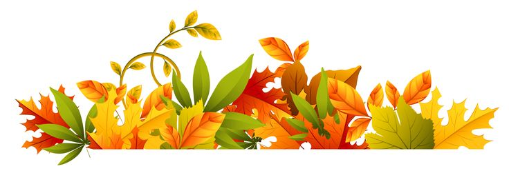 Transparent Autumn Border PNG Clipart​ | Gallery Yopriceville - High-Quality Images and Transparent PNG Free Clipart