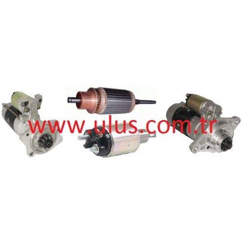 1-811151-0320 Hitachi Marş Otomatiği, Hitachiu Starter selenoid, Magnetic switch, Hitachi spare parts, yedek parça