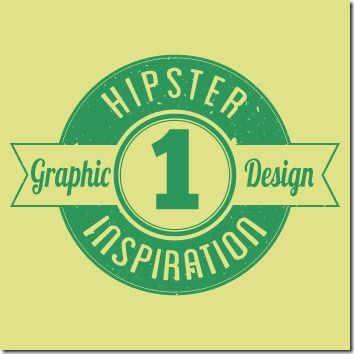 Hipster Graphic Design Inspiration #1
