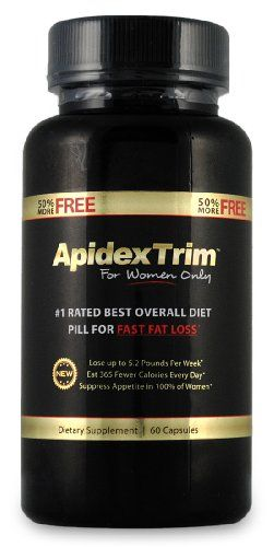 Apidextrim - Diet Pills That Work Fast for Women « Beauty Shopping Pro Beauty Shopping Pro