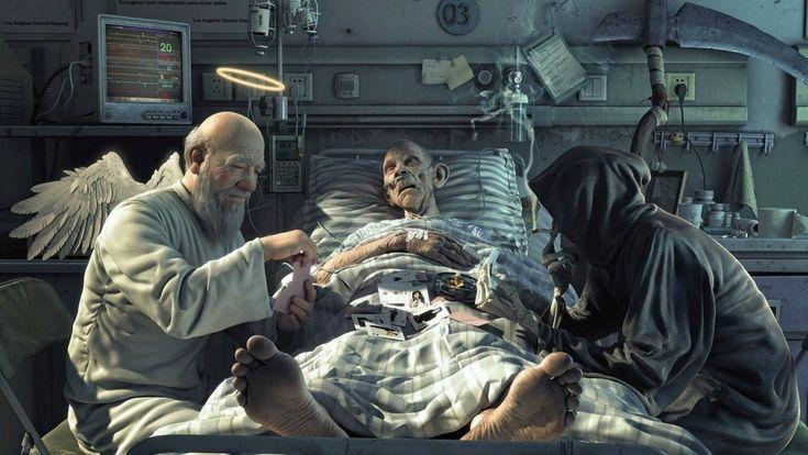 Что будет с нашим телом после смерти