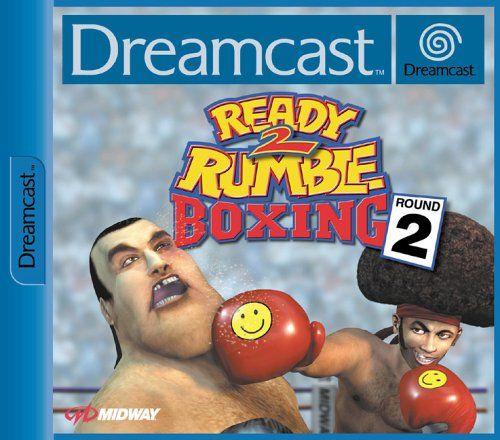 Ready 2 Rumble Boxing: Round 2 (Dreamcast)   Top 200 UK Sega