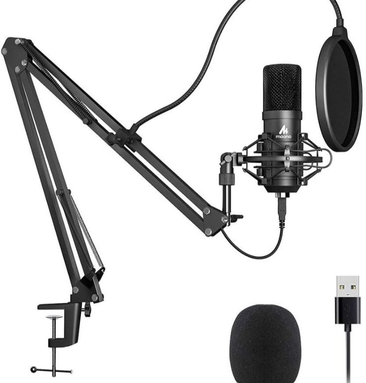 Best Usb Microphone Kit For Youtubers In 2020 Microphone Usb Microphone Best Usb Microphone