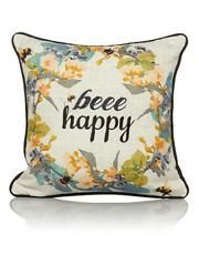 Bee Happy Cushion 30x30cm