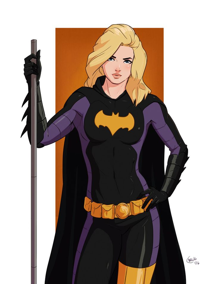 Stephanie Brown Batgirl , Matthew Orders on ArtStation at https://www.artstation.com/artwork/VBoZ5
