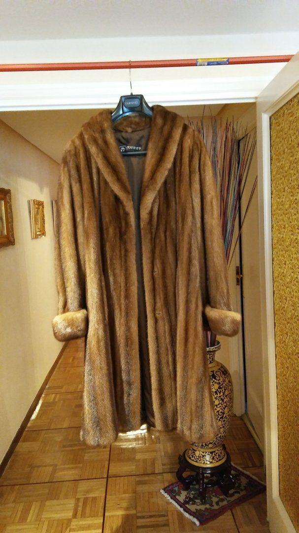 2500,00€ · Un abrigo de piel de visón para mujer · Un abrigo de piel de visón para mujer · Moda y complementos > Ropa de mujer > Abrigos y chaquetas de mujer > Abrigos de mujer > Abrigos de visón de mujer