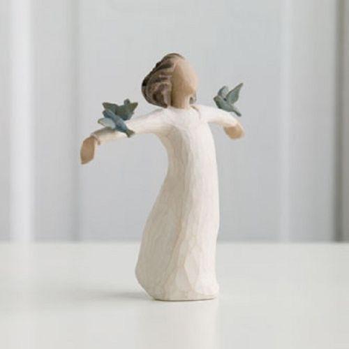 Happiness Willow Tree Figurine by Susan Lordi New Demdaco 26130   eBay