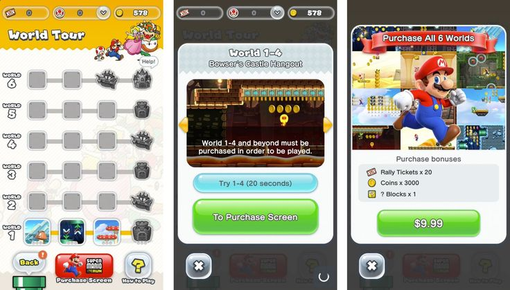 Smartphone Games - Nintendos newest smartphone game is out now and the way it makes money is troubling