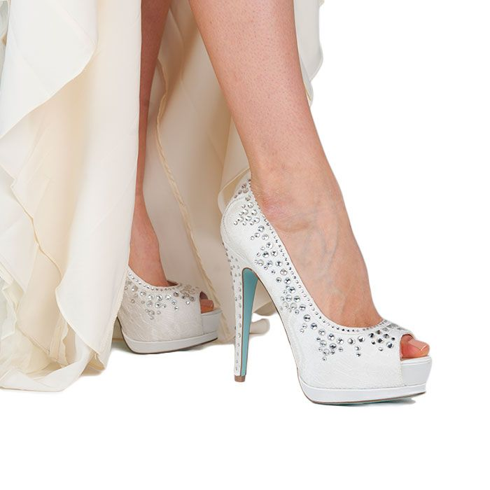 Vow by Betsey Johnson - My Glass Slipper