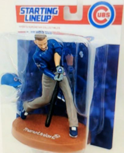 Sports 754: Brand New Kris Bryant Chicago Cubs Mvp Starting Lineup Figure Sga 8 15 17 -> BUY IT NOW ONLY: $69.97 on eBay!