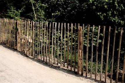Les 25 meilleures idees de la categorie cloture for Decoration pour jardin exterieur 1 vannerie exterieure haie vivante en osier tresse abri