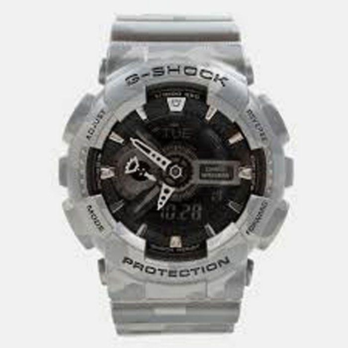 Genuine Casio G-Shock Men's Watch GA-110CM-8AER - Camouflage