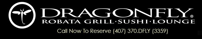 Dragonfly Robata Grill & Sushi Lounge in Orlando, FL... Go there NOW!