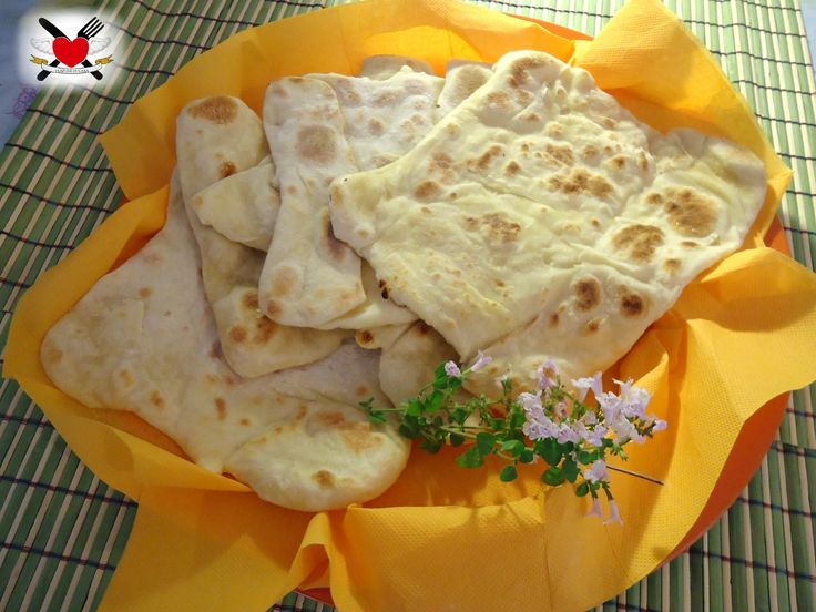 Cheese Naan – Pane al formaggio – Ricetta indiana