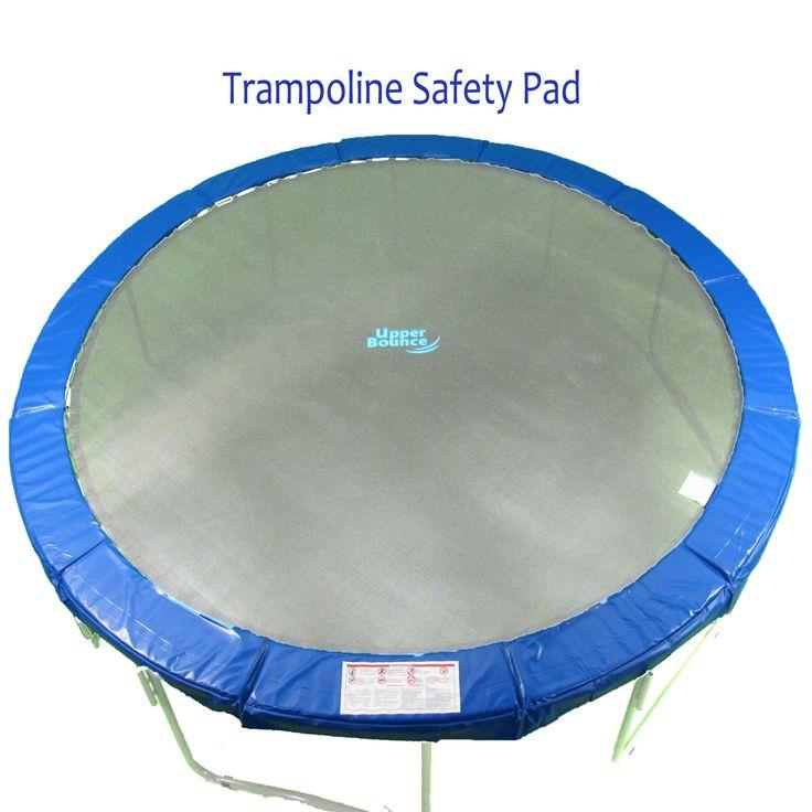 10' Round Super Trampoline Pad