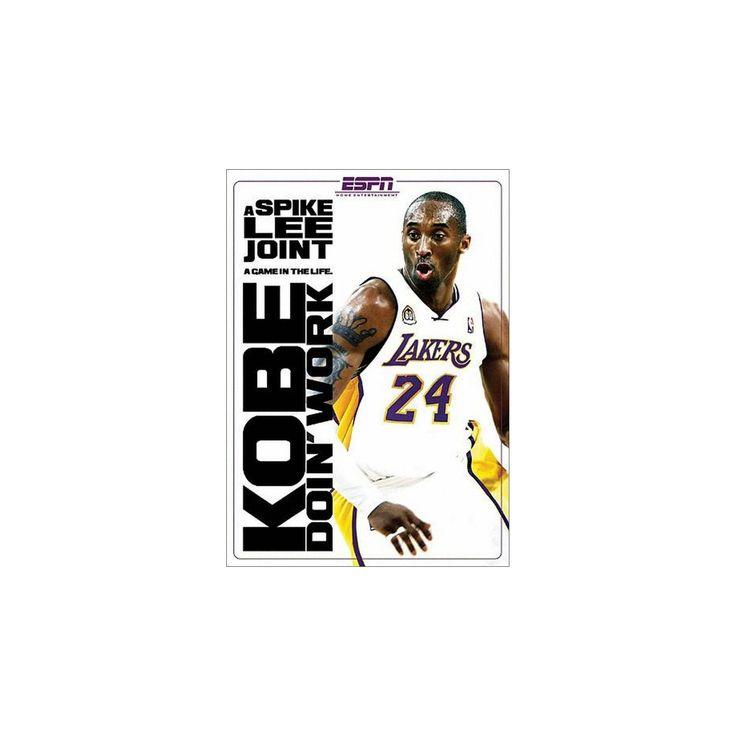 Kobe doin work (Dvd), Movies