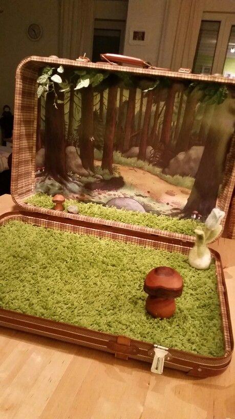Grüffelo Tischtheater im Koffer 6