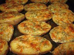 Чесночная картошка   Наша кухня - рецепты на любой вкус!