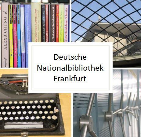 Deutsche Nationalbibliothek Frankfurt zeigte während eines Social Media Walks, wie es hinter den Kulissen zugeht.