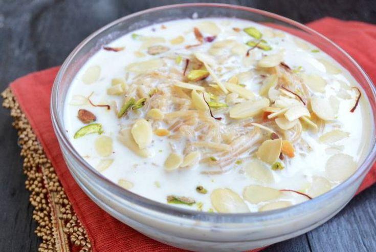#Recipe of Delicious Seviyan Kheer for Karwa Chauth #Sargi #karwachauthrecipes