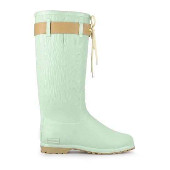 Novesta.co.uk Edit #mint #pastel rain boot #wellies. Adorable!