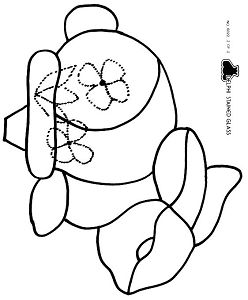 Image Result For Copepod Coloring Templates
